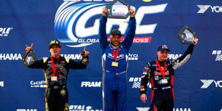 Sverre Isachsen consigue la victoria para Subaru en Seattle