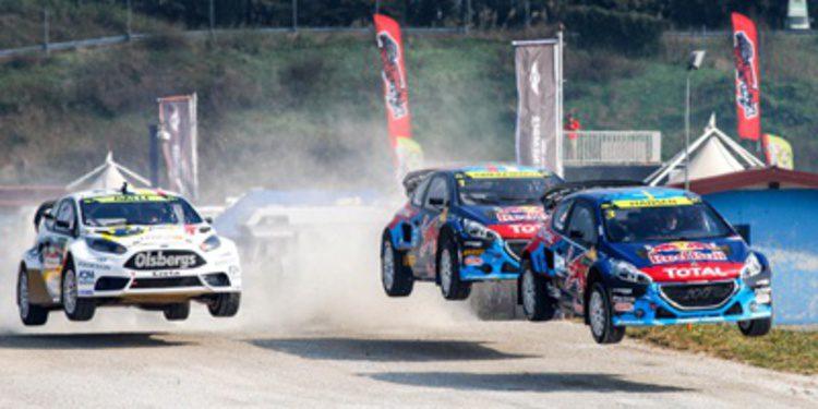 Así está el Mundial de Rallycross tras Franciacorta