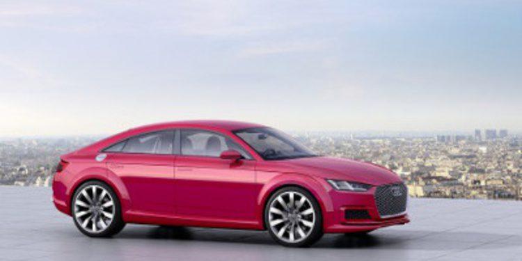 Audi presenta el original TT Sportback concept