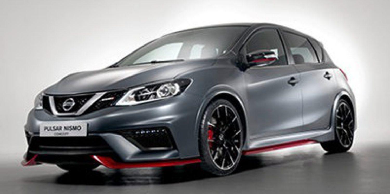 Nissan nos impresiona con su Pulsar NISMO