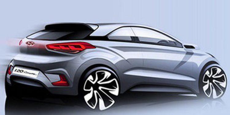"""El Hyundai i20 Coupé podría tener una versión """"picante"""""""