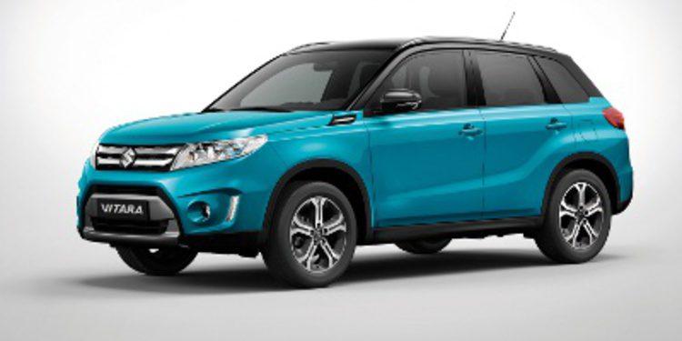 Suzuki presenta un nuevo y diferente Vitara en París