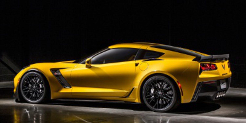 El Corvette Z06 de pruebas se estrella en Nürburgring