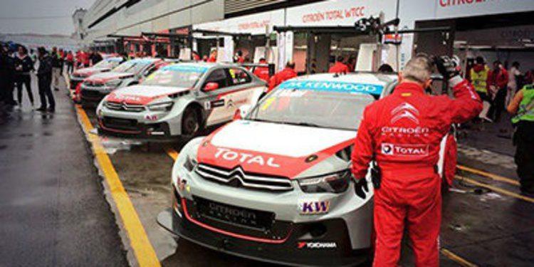 Tiago Monteiro comienza liderando la sesión de Testing