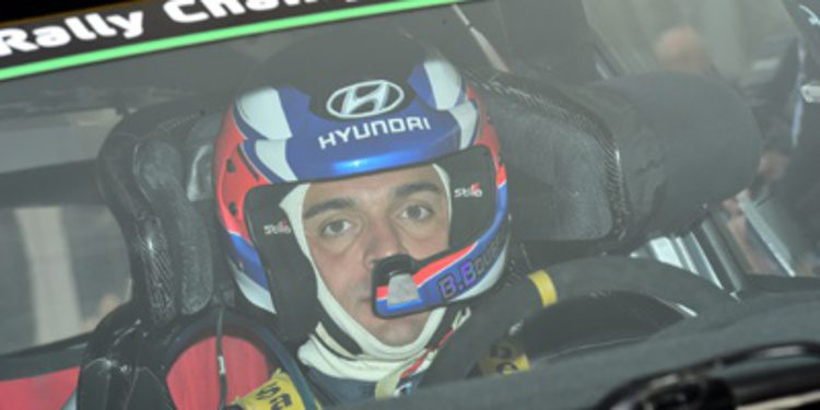 Bryan Bouffier quiere estar en el Tour de Corse del ERC