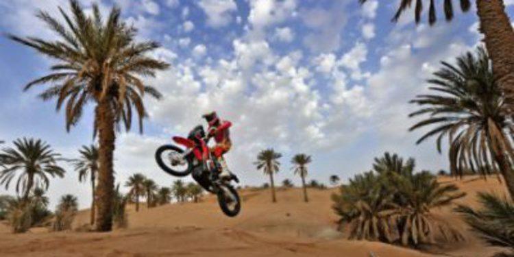 Barreda y Terranova ganan el inicio del Rally de Marruecos