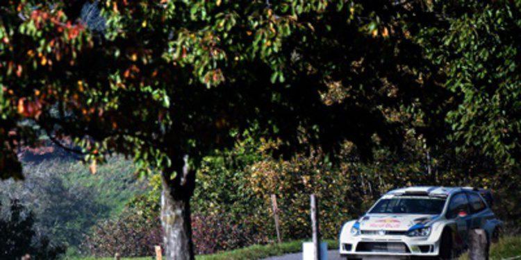 Jari-Matti Latvala se lleva la Súper Especial de Mulhouse