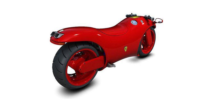 Descubierta patente Ferrari de un nuevo motor de moto