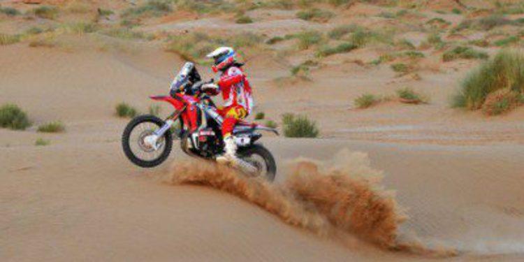 Barreda y Al-Attiyah ganan la segunda etapa del Rally de Marruecos