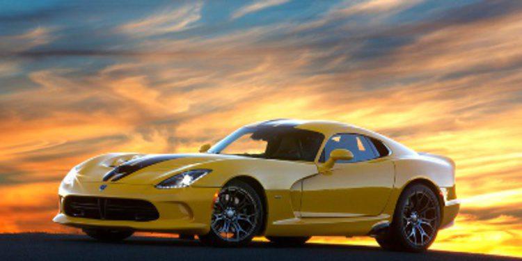 Llamada a revisión para el Dodge Viper