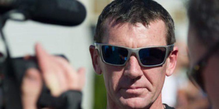 Troy Corser director de un equipo de Superbikes