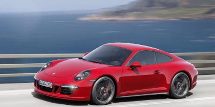 Porsche presenta los nuevos 911 Carrera GTS