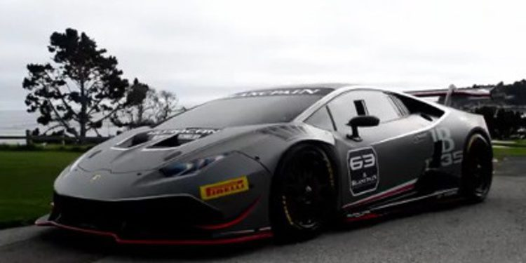 Lamborghini anuncia el nuevo Huracán GT3 con un vídeo