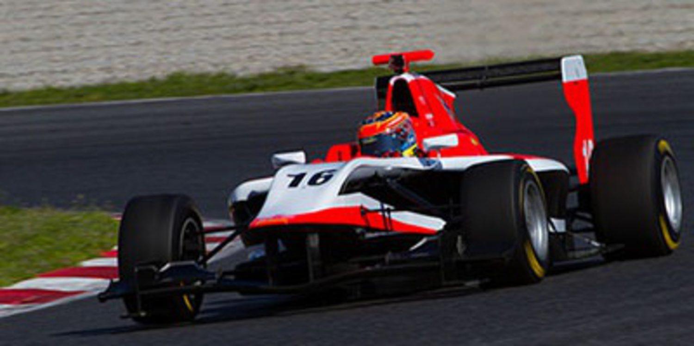 Marussia Manor no correrá en la cita de GP3 en Sochi