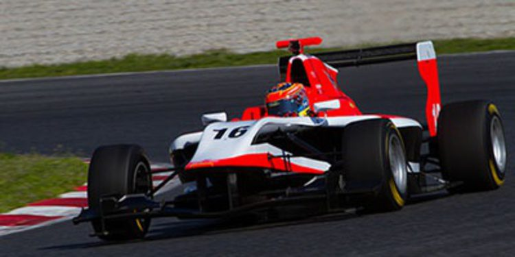 Marussia Manor no correrá en la cita de GP3 en Sochi