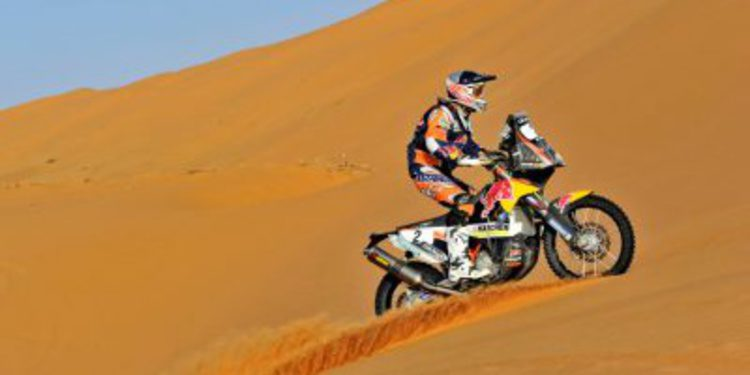 Marc Coma gana su sexto Mundial de Rallies Cross Country
