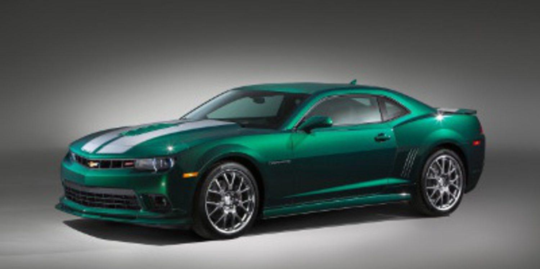 Escoge tu el nombre de este Chevrolet Camaro SS