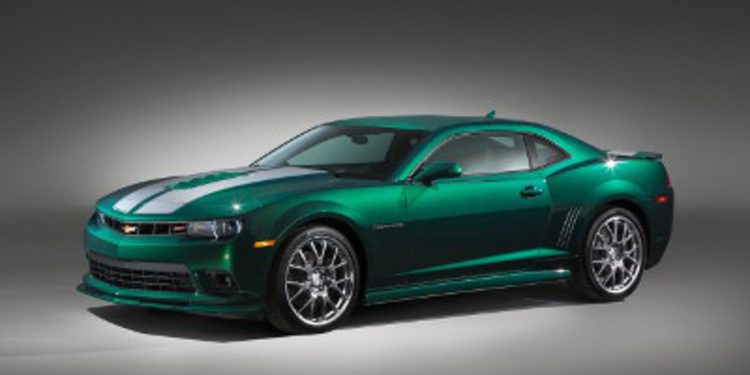 Escoge tu el nombre de este Chevrolet Camaro SS
