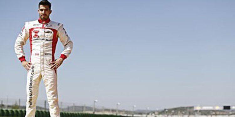 Tio Ellinas se volverá a subir a un GP2 en Sochi
