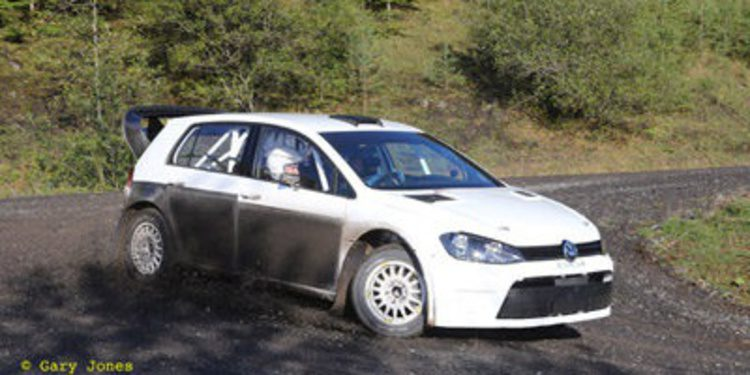 Prodrive despierta con un peculiar Volkswagen Golf