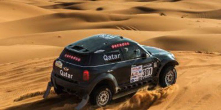 Victoria de Coma y Al-Attiyah en el Rally de Marruecos 2014
