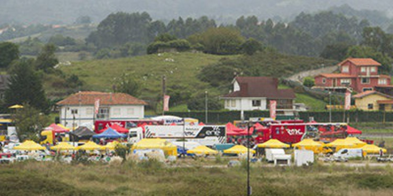 El CERA en juego en el Rally de Santander