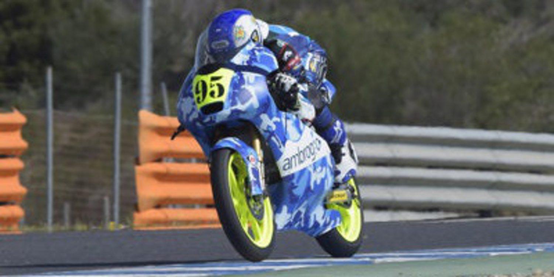 Jules Danilo firma con Ongetta-Rivacold en Moto3