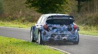 Hyundai Motorsport prueba el nuevo Hyundai i20 WRC