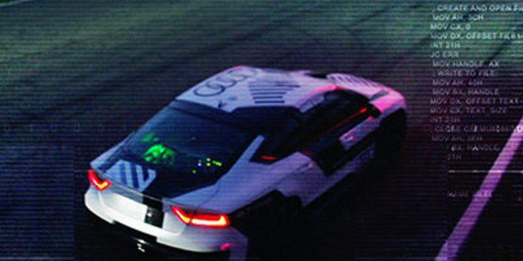 Audi RS 7 Sportback autónomo en el final del DTM