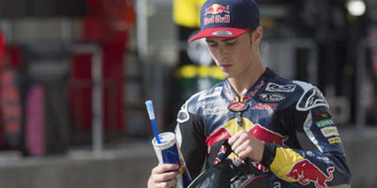 Danny Kent a ritmo de récord desde el FP1 de Moto3