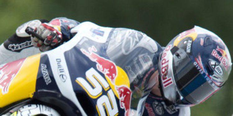 Danny Kent repite en el FP2 de Moto3 del GP de Japón