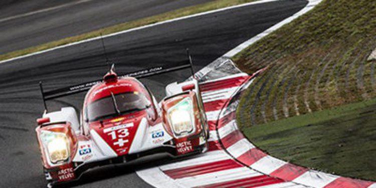 Audi repite en los libres 2 en Fuji