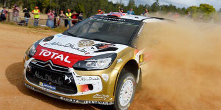 El 'shootout' del WRC será probado en el Rally de Gales