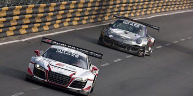 Lista de inscritos del GP de Macao 2014 en la GT Cup