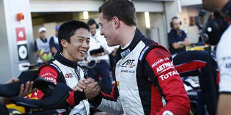 Stoffel Vandoorne consigue la pole más igualada de GP2