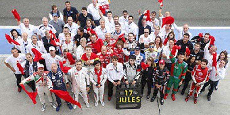 El WTCC recuerda a Jules Bianchi