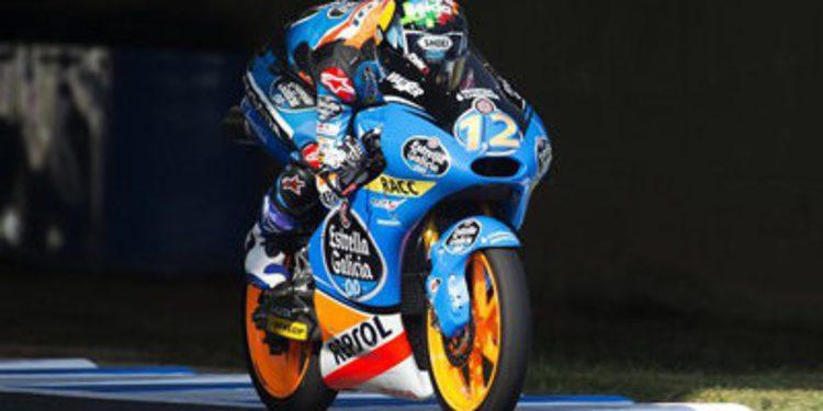 Alex Márquez gana en Moto3 en Motegi ante el error de Jack Miller