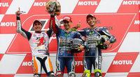 Jorge Lorenzo gana en Motegi y Marc Márquez es campeón