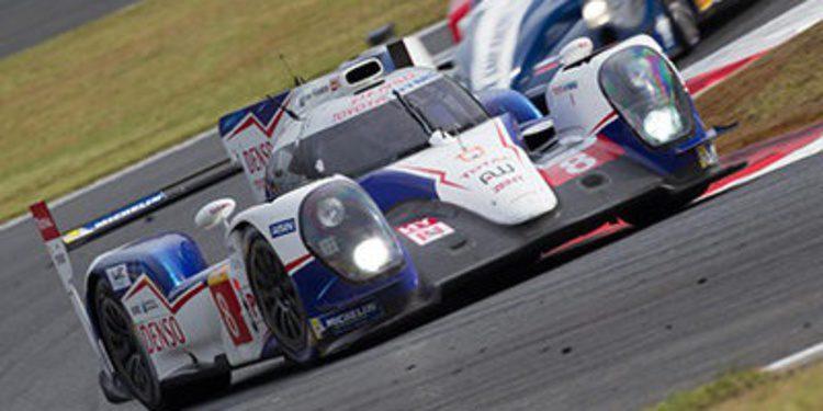 Toyota gana con doblete en las 6 horas de Fuji