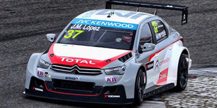 Citroën, un año para ganar en el WTCC