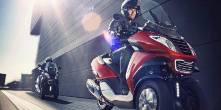 Colaboración entre Peugeot Scooters y Mahindra