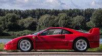 El Ferrari F40 ex-Nigel Mansell vendido