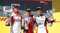 Niederhauser gana la segunda manga de GP3 en Sochi
