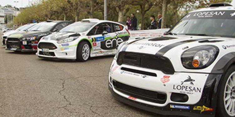 El Rally de Santander deja el CERA en tablas