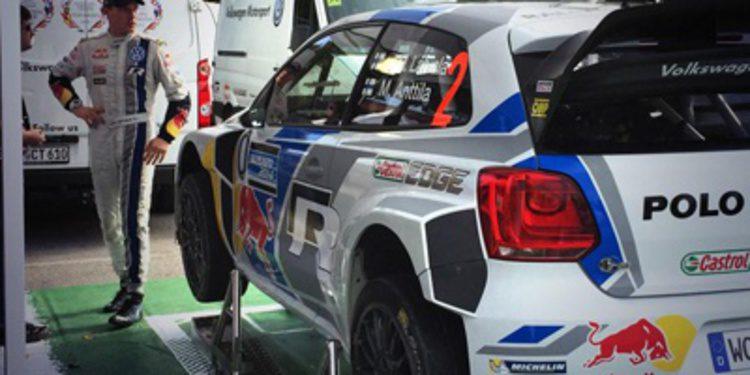Jari-Matti Latvala estrella en el Rallylegend de San Marino