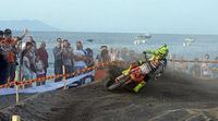 El Mundial de Motocross de fiesta en Patti y Francia