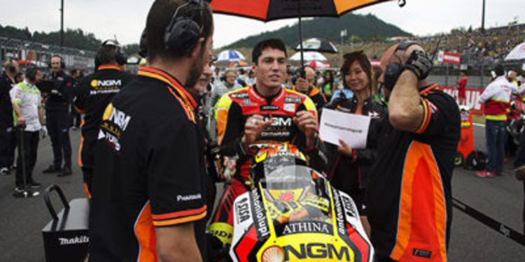 Gran reto para el Forward Racing en Phillip Island