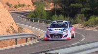 Intenso trabajo de test de cara al Rally de Catalunya