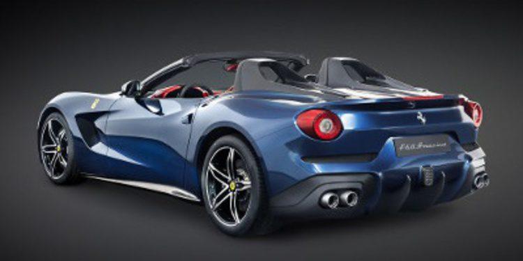 Ferrari presenta el F60 America solo para USA