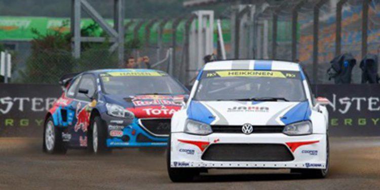 Así está el Mundial de Rallycross tras Turquía
